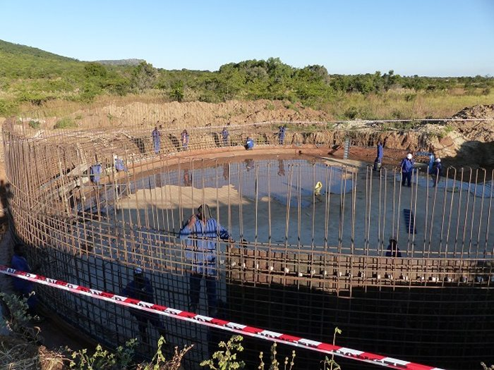 Zambia construction