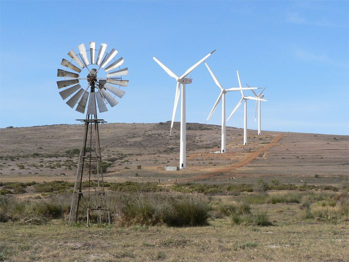 wind farm south africa