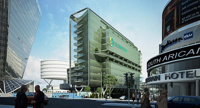 Old Mutual To Invest In A New Headquarters In Johannesburg Sa