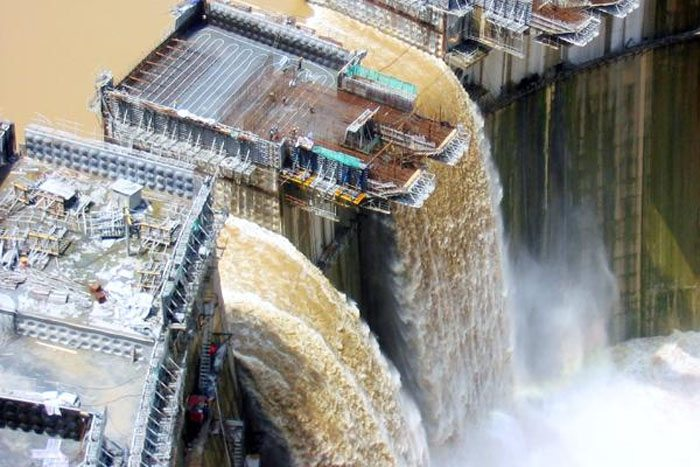 The Grand Ethiopia Renaissance Dam-GERD
