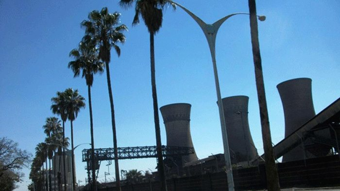 Bulawayo power station