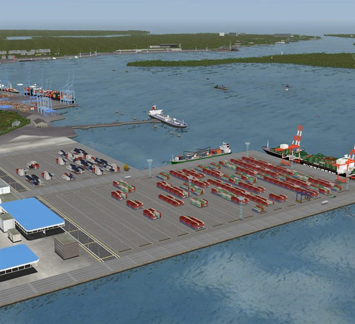 Container terminal Mombasa