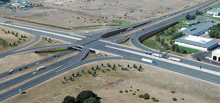 Kenya: President launches expansion of Outer Ring Road in ...