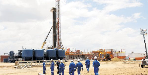 Oil exploration Kenya