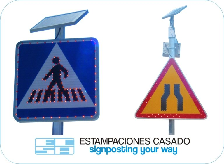 The company covers the field of road marking services with manufacturing, sales and installation of road signs.