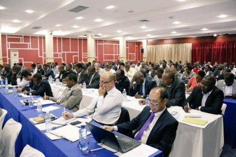 Attendees of the 2nd Annuity Programme Pre-bid conference