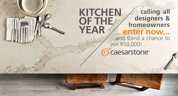 Caesarstone Kitchen of the Year competition
