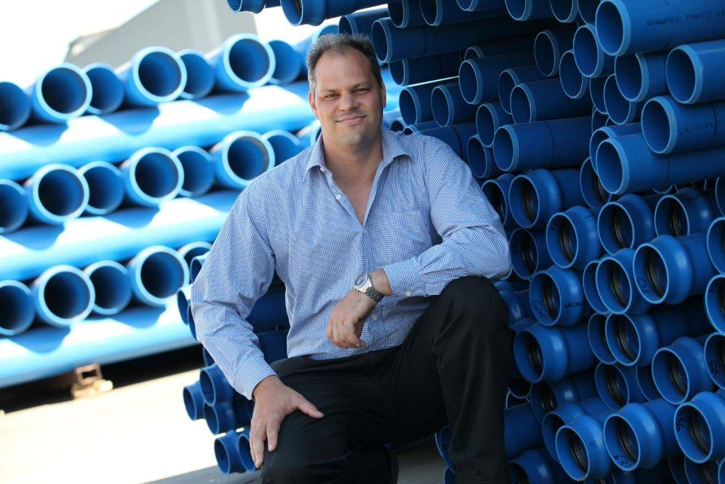 DPI Plastics Technical & Product Manager Renier Snyman