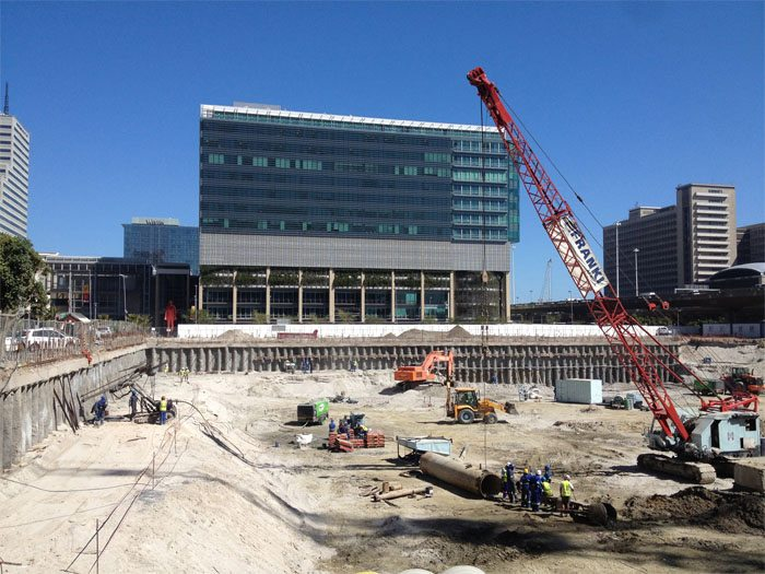 International Convention Centre (CTICC) East Expansion project