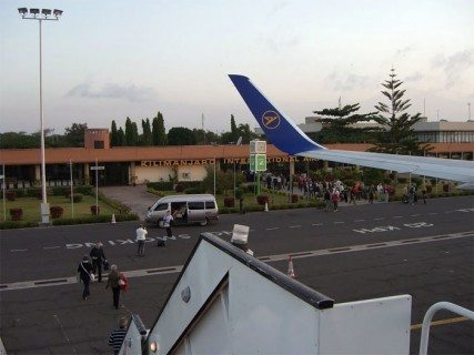 Kilimanjaro International Airport- copy