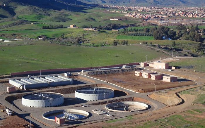 Morocco Biwater Project