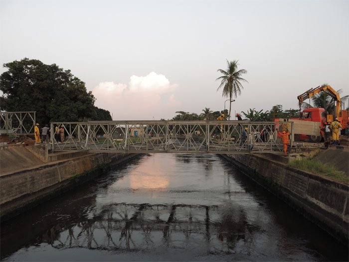 Tshopo II Bridge