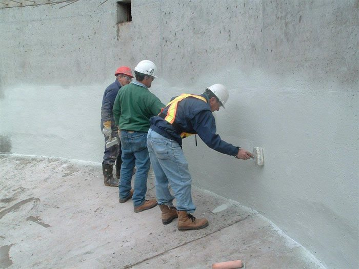 Concrete waterproofing for infrastructural sustainability