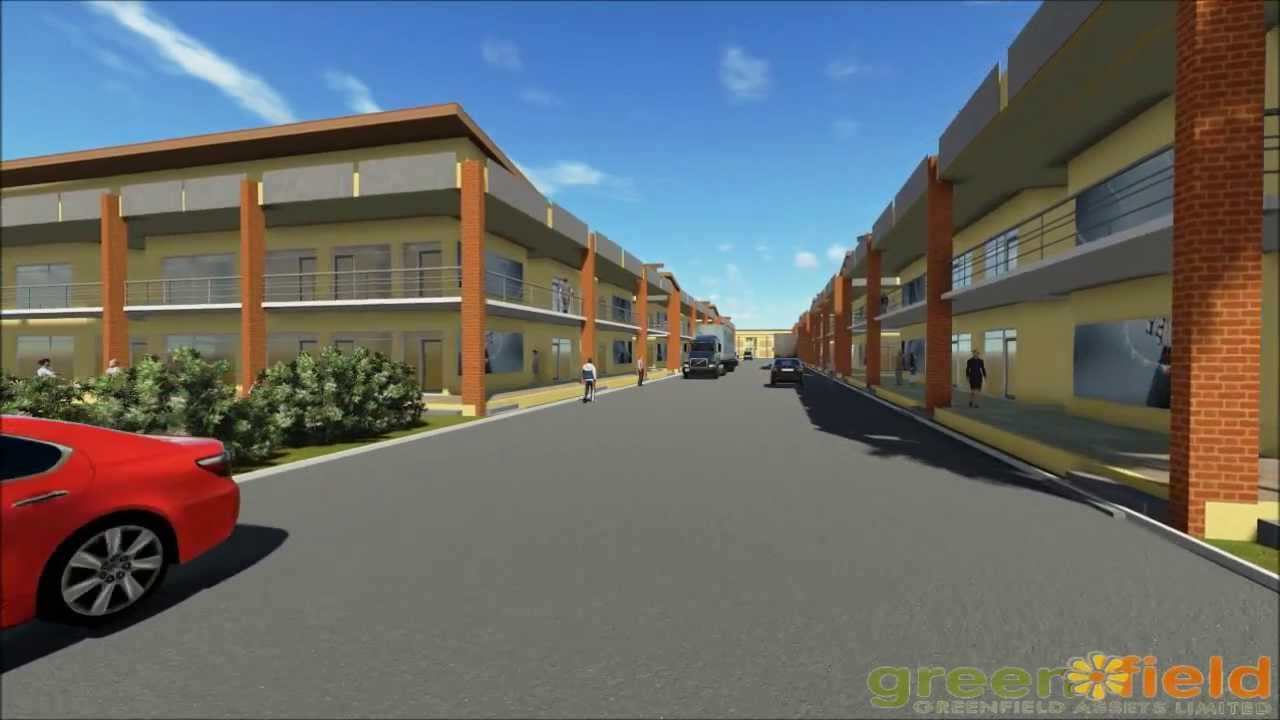 Aba Mega Mall project, Nigeria