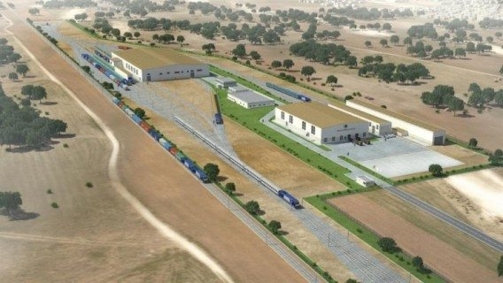 Design of Awash Woldia Hara Gebeya railway line