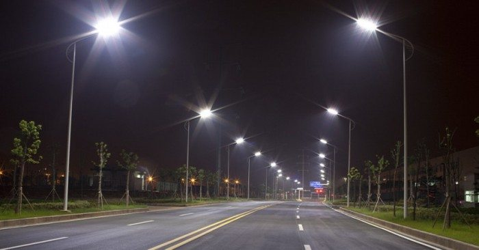Kenya power street lights