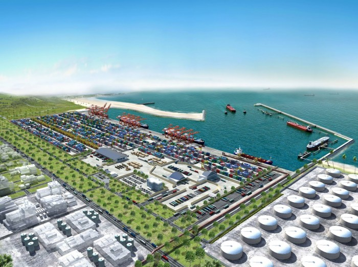 Lekki deep sea port in Nigeria is set for a major upgrade