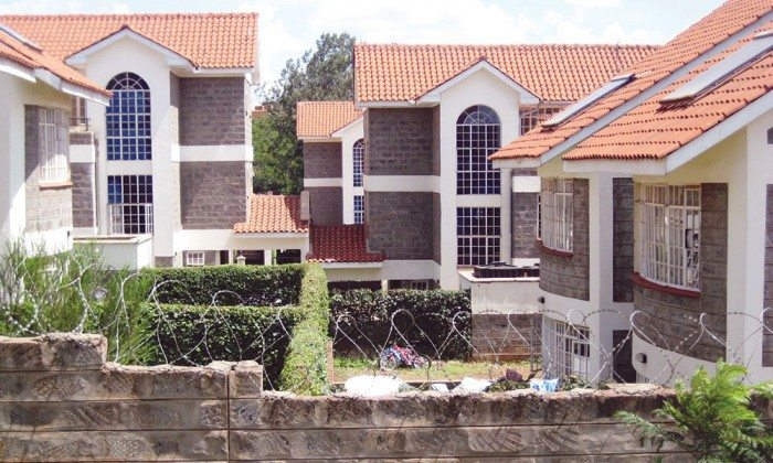 Real estate development Kenya