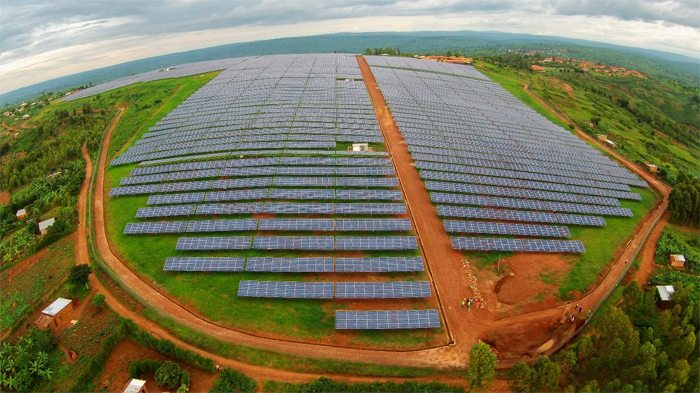 Solar-power project Burundi