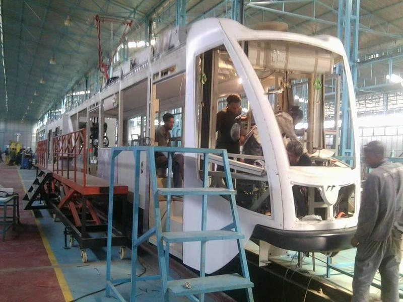addis-ababa light railway transit