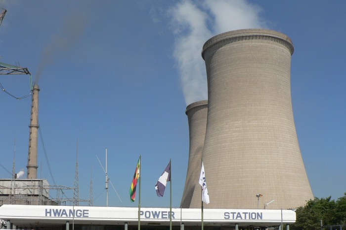hwange-power project Zimbabwe