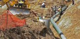 large_water pipeline_construction