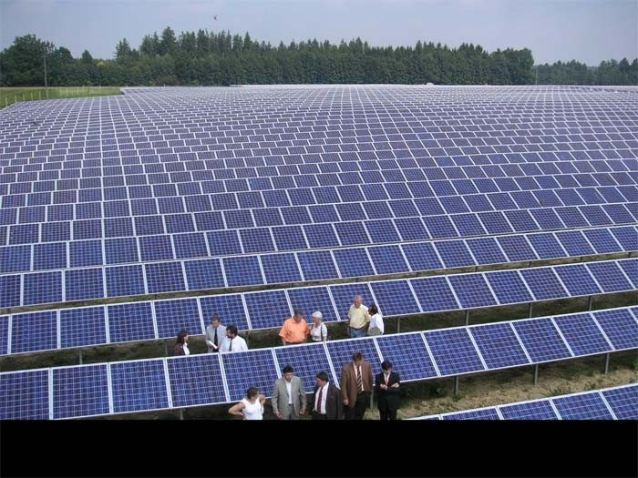 literature review on solar power plant