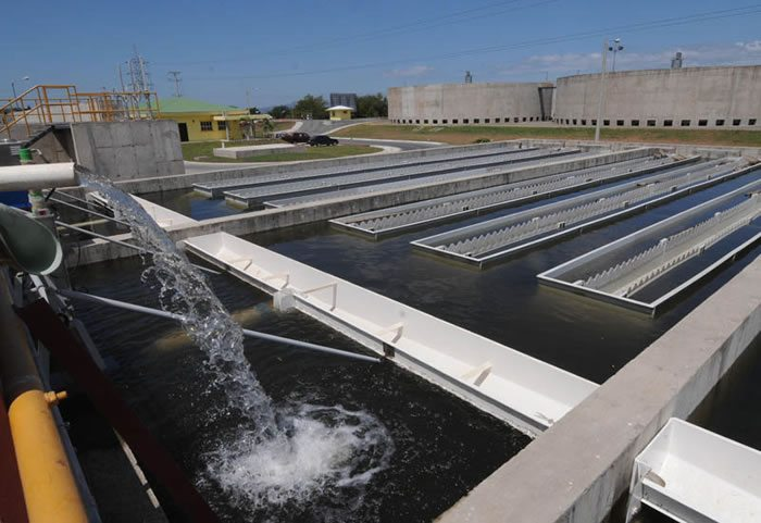 Mini Desalination Plant : A water treatment plant to be installed at matla coal mine