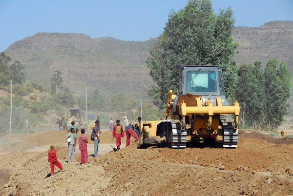 Ethiopia road contracts-