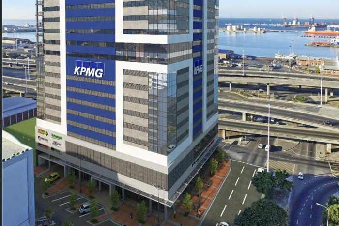 KPMG Place building
