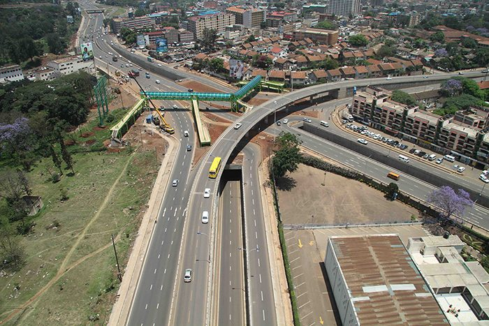 Nairobi-Thika-Highway Kenya roads and infrastrcuture sector