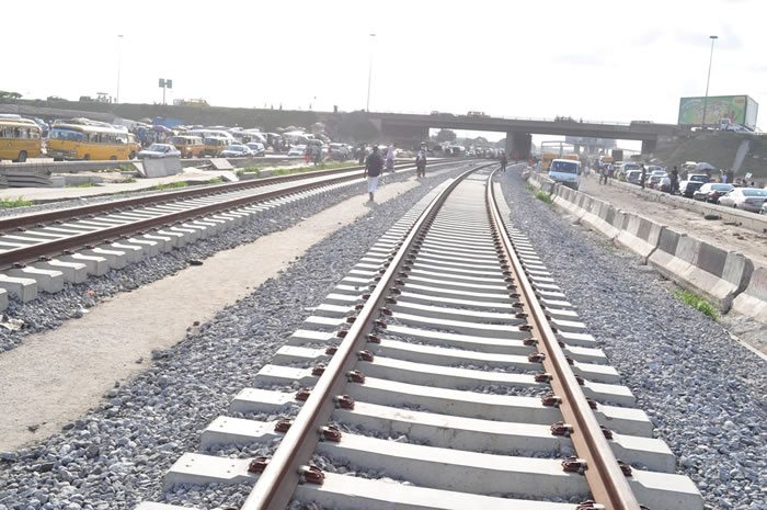 Rail project for Nigeria