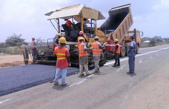 Liberia Resumes The Reconstruction Of The Vahun Road In
