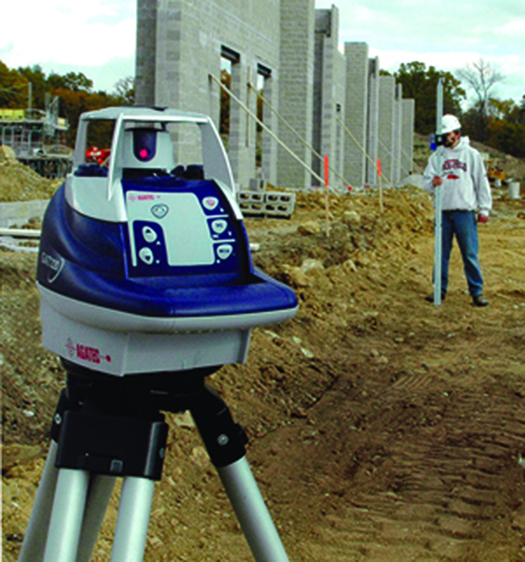 Parade Of Lasers 2015: Modern Survey Equipment
