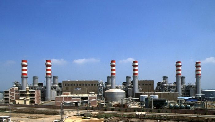 Damietta power plant