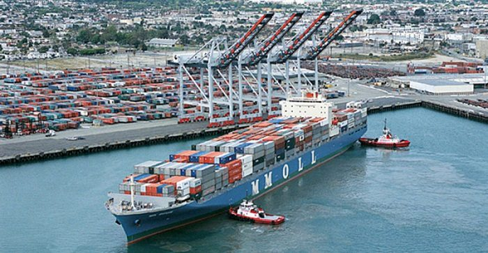 Lagos Deep Sea port