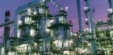 Oil refinery in Nigeria