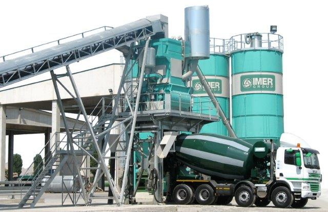 PMSA is distributing IMER wet batching plants to a range of industries in Southern Africa.
