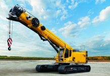 Top 20 largest crane companies in the world