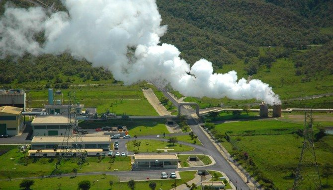 Ethiopia geothermal power generation