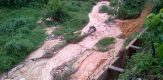 Gully erosion in Calabar, Nigeria