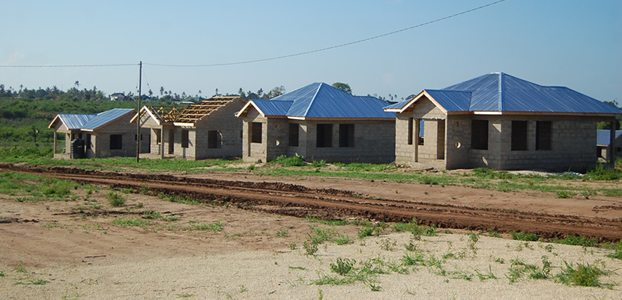 Tanzania Building Agency is to construct 10, 000 houses