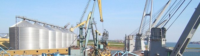 construction in Tanzania of the modern revolving fertilizer terminal which will also help to make quality fertilizer