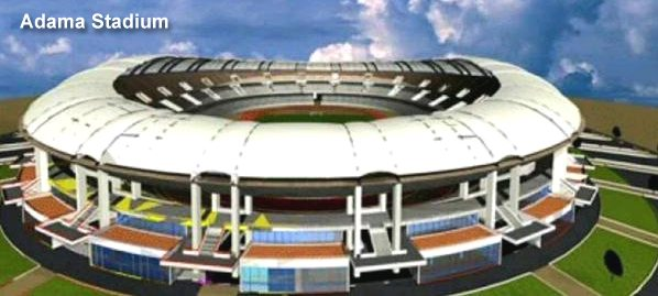 Ethiopia is to construct a US$ 82m stadium