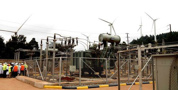 Construction of Kipeto wind farm to supply Kenya power