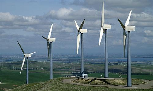 Africa turns to wind power