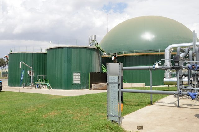 Boost for Kenya as construction of biogas plant in Naivasha begins