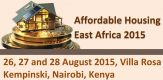 Affordable Housing East Africa 2015 Summit to be held in Kenya