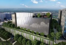 Construction of Baywest City office block in South Africa gets Underway
