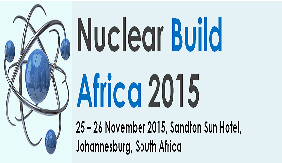 Nuclear Africa Build 2015 event to be held in South Africa